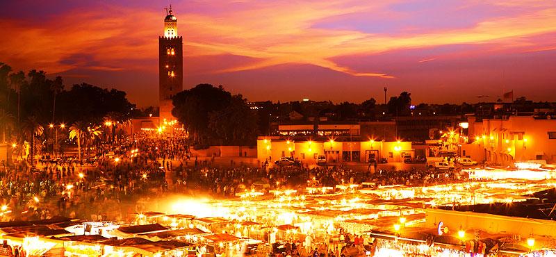 Lettera da Marrakesh