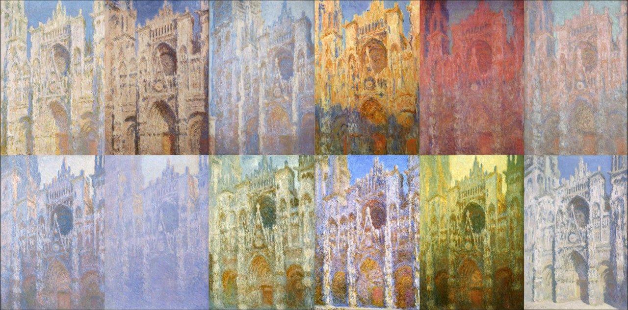 L'ora di Monet